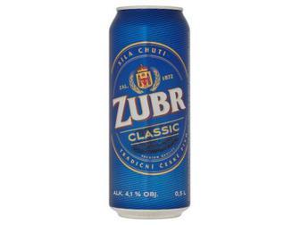 Пиво Zubr Classic/Gold/Grand 0,5 л 0,55л