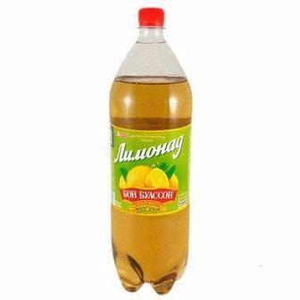 Скидка 30% ▷ Напиток Лимонад Бон Буассон 2 л