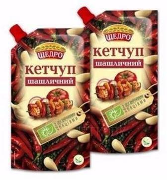 Кетчуп Щедро, 300 г