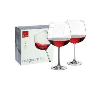 Набір келихів для вина Магнум  Рона 650 мл*2 шт