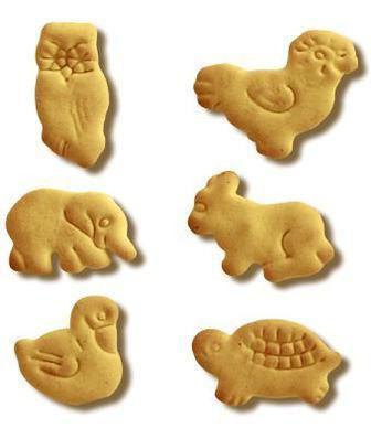 Скидка 21% ▷ Печиво Зоологічне  ХБФ 100г