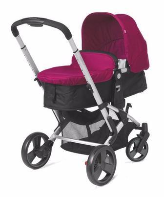 Набір для коляски Xpedior - пурпурний Mothercare