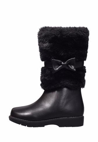 Скидка 40% ▷ Дитячі зимові чоботи для дівчаток 20419167 T.TACCARDI Чорні ffca7aeb71b9e