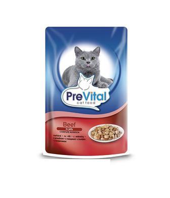 Корм для котів Пре Витал 200г