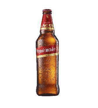 Пиво світле Чернігівське Лагер 0,5л