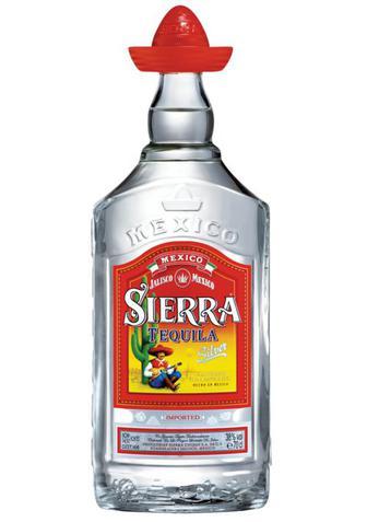 Текила Sierra Silver 0.7 л 38%