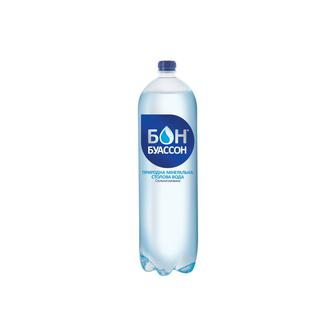 Мінеральна вода Бон Буассон сильногазована 2л