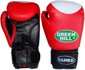 Рукавички боксерські Green Hill Hamed