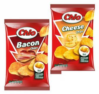 Чіпси картопляні CHIO 75г
