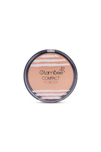 Пудра компактная GlamBee без зеркала