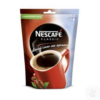 Кава розчинна Нескафе Класік Нестле 120г