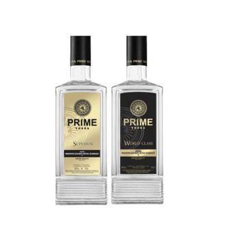 Горілка World Class, Superior Prime Vodka 0?5k