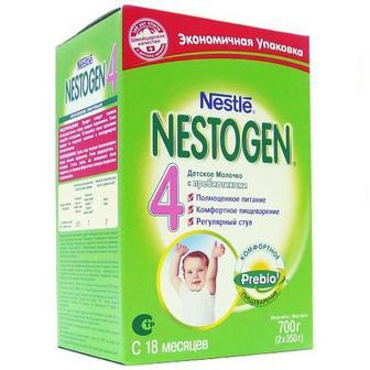 Сухая молочная смесь NESTOGEN 4