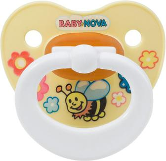 Пустышки Baby-Nova