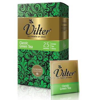 Чай зелений Vilter 25пак