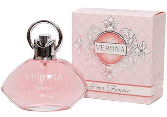 Жіноча парфумована або туалетна вода чоловіча туалетна вода Verona