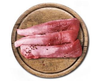 Свинина, вирізка охолоджена, кг