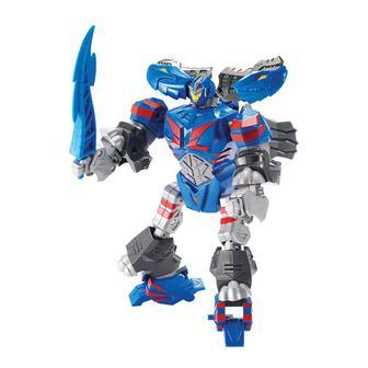 Дитяча іграшка Робот трансформер Stego Hap-p-kid (4117)