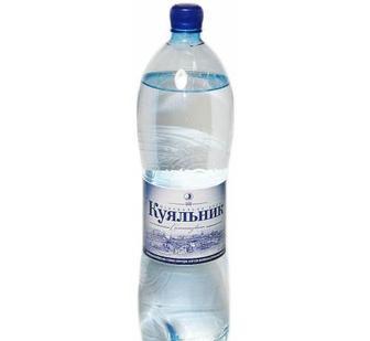 Вода мінеральна Куяльник 1.5 л