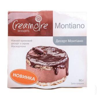 Десерт сирковий Creamoire 90 г/ 100 г/ 105 г