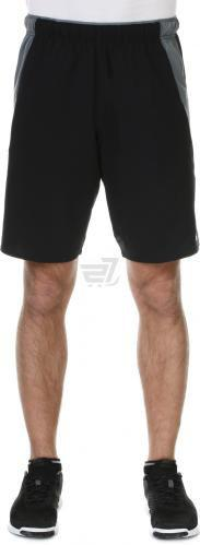 Шорти Reebok Workout ready BK3048 р. XL сірий