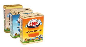 Сир плавлений, Білоцерківський, 90г