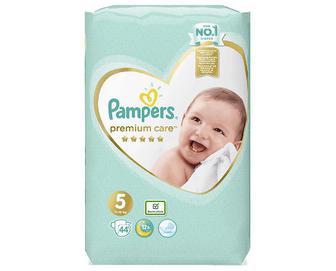 Підгузки Pampers Premium Care Maxi+ VP 44шт/уп