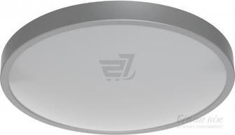 Світильник світлодіодний Gauss 18 Вт срібний 2700 К