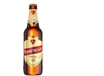 Пиво Світле 4,6%, Чернігівське, 0,5 л