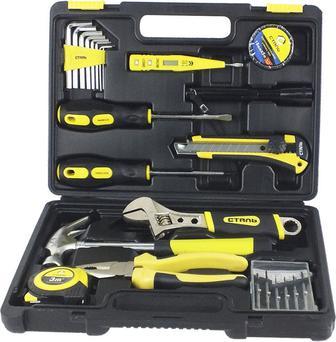 Набір інструментів СТАЛЬ 40016 25 предметів