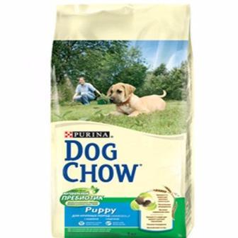 Share DC Puppy Large Для крупных щенков Purina Dog Chow 14 кг