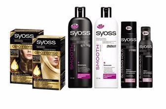 Засоби догляду за волоссям Syoss