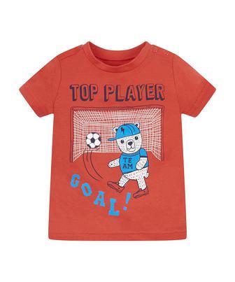 """Футболка """"Кращий гравець"""" від Mothercare"""