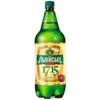 Пиво Львівське 1715 1,2л