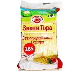 Сыр Звени гора 50% фас., 285 г