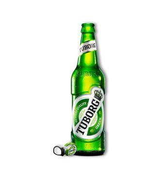 Скидка 18% ▷ Пиво Туборг Грін 0,5л