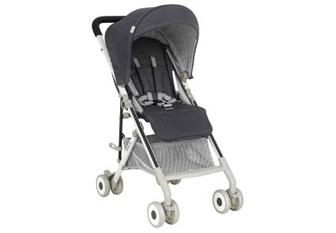 Дитяча коляска прогулянкова Amelis SuperSix Storm Grey