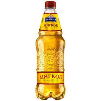 Пиво Baltika Розливне М яке 0.9л