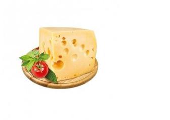 Сыр Швейцарский 45%, Magnat,100 г