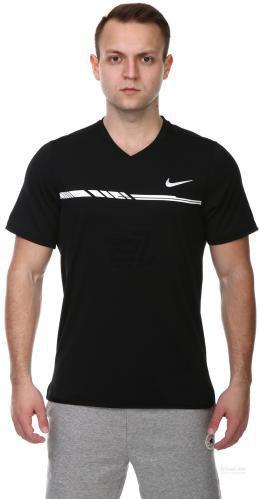 Футболка Nike Court Dry Challenger 830897-010 XL чорний