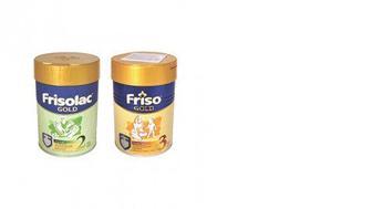 Детская молочная смесь 2/3 с нуклеотидами и пребиотиками, Frisolac