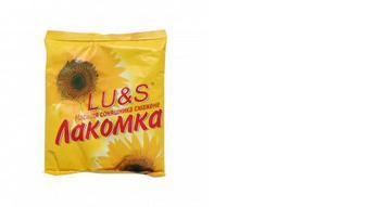Насіння соняшника смажене Лакомка, LU&S, 150г