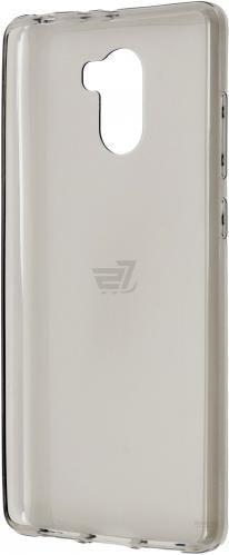 Накладка на корпус Drobak Ultra PU для Xiaomi Redmi 4 grey (213111)