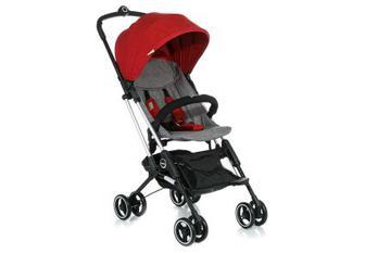 Дитяча коляска Прогулянкова Babyhit Picnic Red-Grey 69694