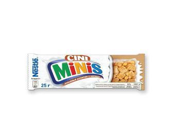 Батончик Nestle з цільними злаками Cini Minis, 25 г
