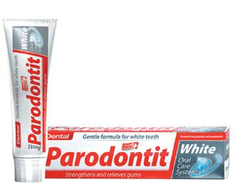 Паста зубна Dental Anti-Parodontit White, 100мл