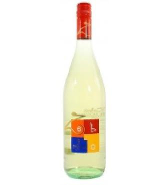 Вино Cantine Pellegrino Zebo Moscato ігристе біле солодке 6,00% 0,75 л