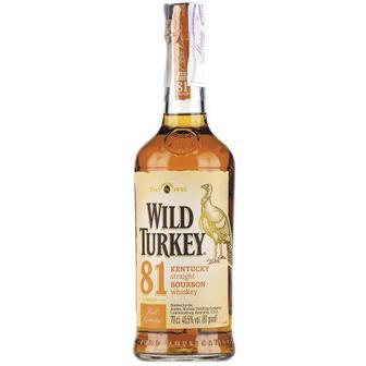 Віскі Wild Turkey 81 40,5% 0,7л