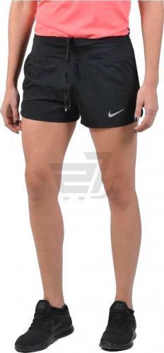 Шорти Nike W NK FLX SHORT 3IN TRIUMPH 895809-010 р. XS чорний
