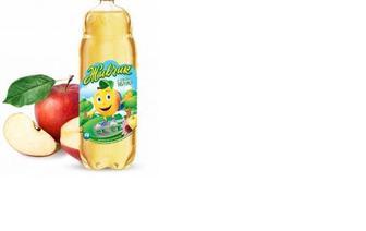Напій з соком яблука, Живчик, 2л